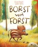 Borst vom Forst Cover