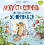 Mozart & Robinson und der gefährliche Schiffbruch Cover