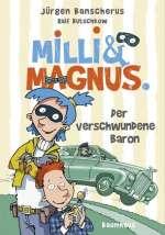 Der verschwundene Baron Cover