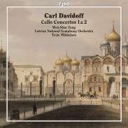 Karl Davidov ou Carl Davidoff (1838-1889) 0761203726325