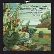 Hector VILLA LOBOS (1887-1959) 0761203978625