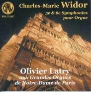 Discographie de Widor 3491421126177