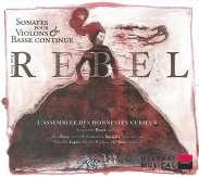 Jean-Ferry REBEL ( 1666-1747) 3760009290945