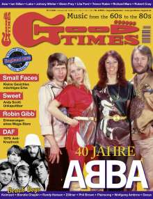 Zeitschriften: GoodTimes - Music from the 60s to the 80s August/September 2012, Buch