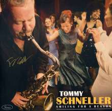 Tommy Schneller: Smiling For A Reason (180g) - signiert, LP