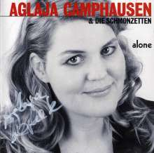 Aglaja Camphausen: Alone - signiert, CD