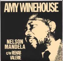 Amy Winehouse: (Free) Nelson Mandela (7