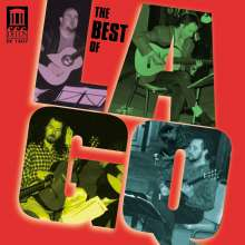 Los Angeles Guitar Quartet - Best of L.A.G.Q., CD