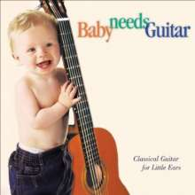 Baby needs Guitar, CD