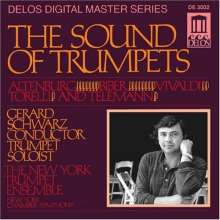 Gerard Schwarz - The Sound of Trumpets, CD