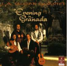 Los Angeles Guitar Quartet - Evening in Granada, CD