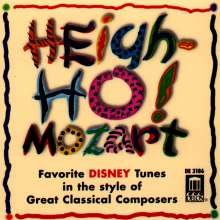 Heigh-Ho! Mozart, CD