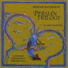 Behzad Ranjbaran (20.Jh.): Persian Trilogy, CD