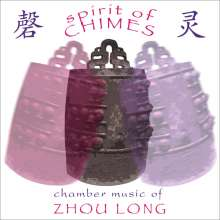 Lin / ni / huang: Long: Spirit Of Chimes - Chamb, CD