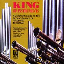 King of Instruments, CD