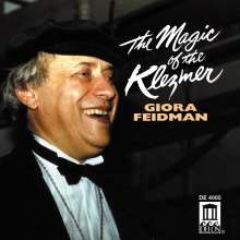 Gioria Feidman: Magic Of Klezmer, CD