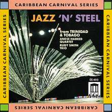 Rudy Smith: Jazz'N'Steel-From Trinidad & Tobago, CD