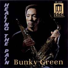 Bunky Green: Healing The Pain, CD