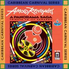 Amoco Renegades Steel Orchestra: A Panorama Saga - Tribute To Jit Samaroo, CD