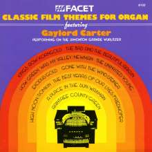Classic Film Themes for Organ, CD