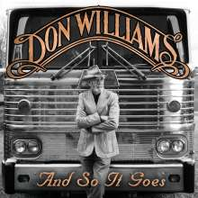 Don Williams: And So It Goes, CD