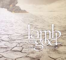 Lamb Of God: Resolution, CD