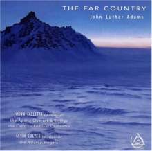 John Luther Adams (geb. 1953): Dream in White on White, CD