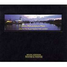 John McLaughlin  (geb. 1942): Live At The Royal Festival Hall, London 27.11.1989, CD