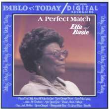 Ella Fitzgerald & Count Basie: A Perfect Match, CD