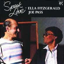 Ella Fitzgerald  (1917-1996): Speak Love, CD