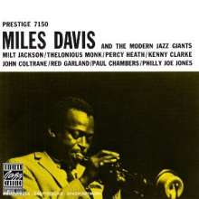 Miles Davis  (1926-1991): And The Modern Jazz Giants, CD