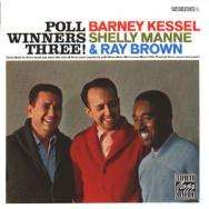 Barney Kessel  (1923-2004): Poll Winners Three!, CD