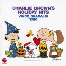 Vince Guaraldi  (1928-1976): Charlie Brown's Holiday Hits, CD