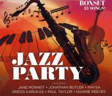 N-Coded Music: Jazz Party Boxset, CD