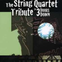 Tribute To 3 Doors Down: String Quart Tribute To 3 Door, CD