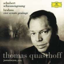 Thomas Quasthoff - The Voice, CD