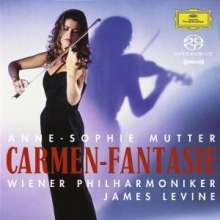 Anne-Sophie Mutter - Carmen-Fantasie, SACD