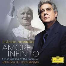 Placido Domingo - Amore Infinito, CD