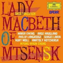 Dimitri Schostakowitsch (1906-1975): Lady Macbeth von Mtsensk, 2 CDs