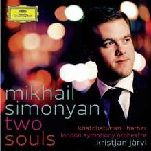 Mikhail Simonyan - Two Souls, CD