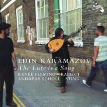 Edin Karamazov - The Lute is a Song, CD