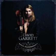 David Garrett: Rock Symphonies, CD