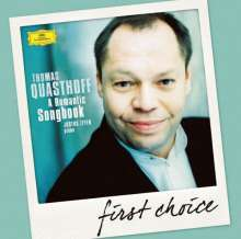 Thomas Quasthoff - A Romantic Songbook, CD