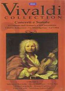 Antonio Vivaldi (1678-1741): Vivaldi-Collection - Concerti & Sonaten, 19 CDs