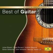 Best of Guitar (Classical Choice), CD