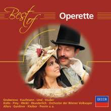 Best of Operette, CD