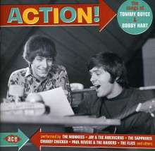 Action: The Songs Of Tommy Boyce & Bobby Hart, CD