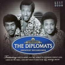 Diplomats: Greatest Recordings, CD