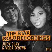 Judy Clay & Veda Brown: The Stax Solo Recordings, CD