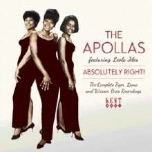 Apollas: Absolutely Right!, CD